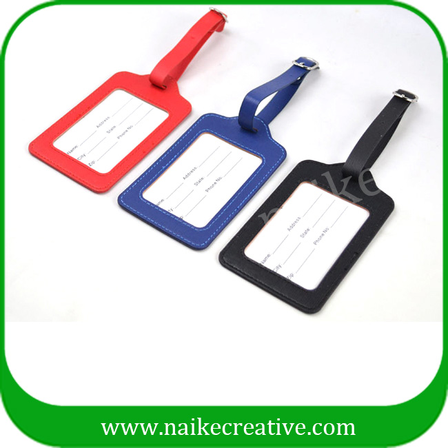 PVC luggage tag-008