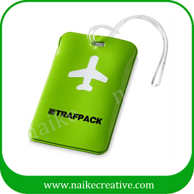 PVC luggage tag-009