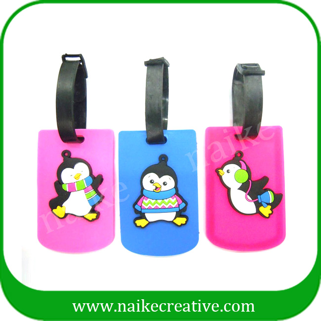 PVC luggage tag-025