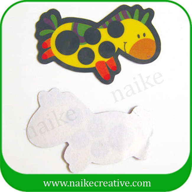 Thermocromic Paper Sticker For Children-004