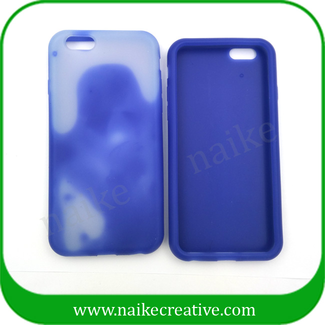 Thermocromic Heat Revealed Color Changing iphone case-008