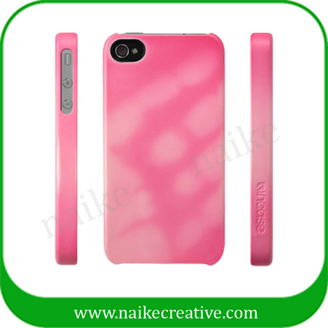 Thermocromic Heat Revealed Color Changing iphone case-010