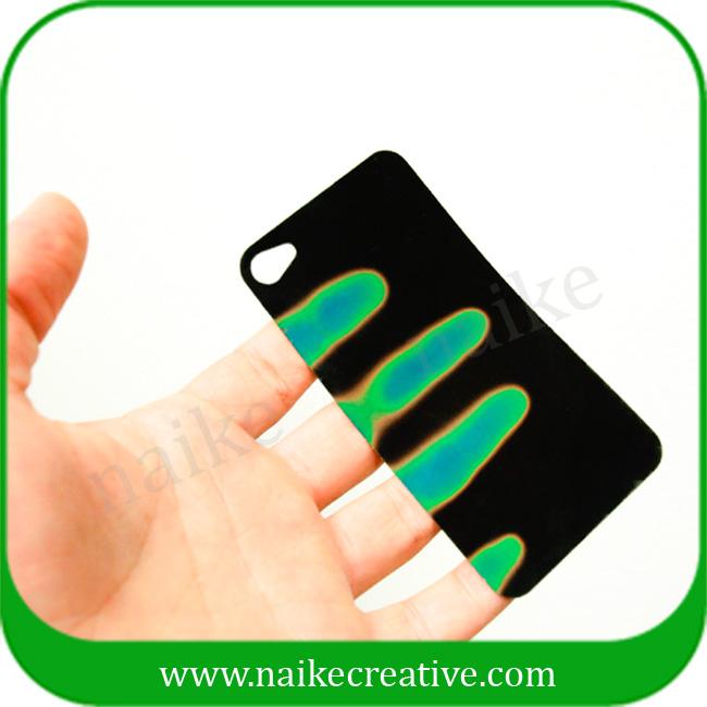 Thermocromic Heat Revealed Color Changing iphone case-011