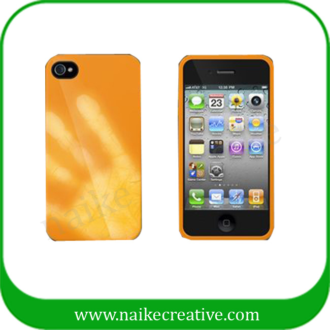 Thermocromic Heat Revealed Color Changing iphone case-012