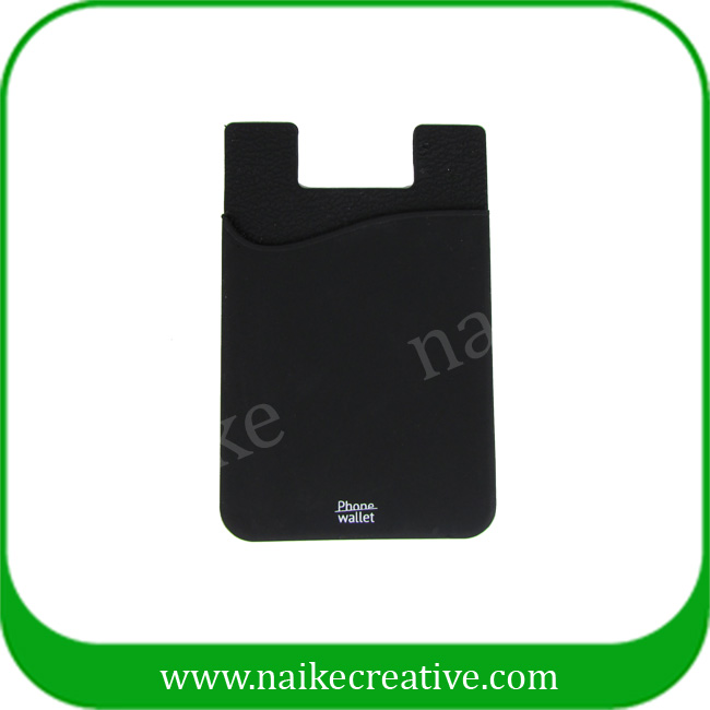 silicone mobile card holder - 003