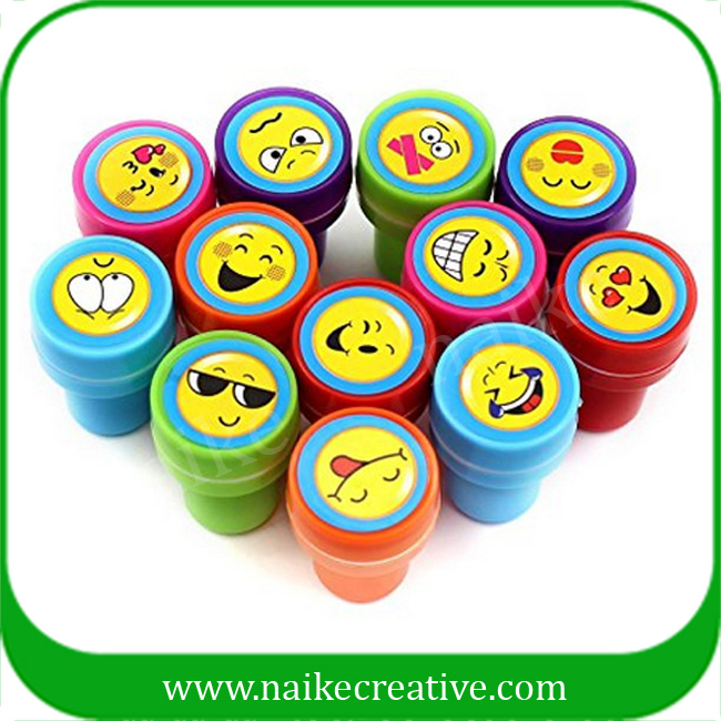 Emoji Smiley Stamps Birthday Party Gifts For Kids